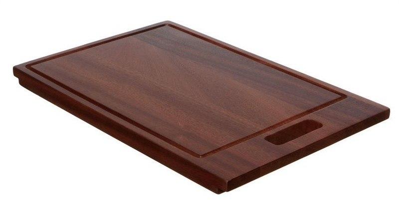 Ukinox CB340HW 11 x 18 Inch Wood Cutting Board