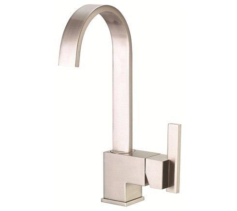 Danze D151644SS Sirius Single Handle Bar Faucet - Stainless Steel