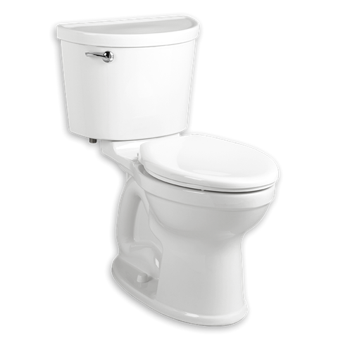 American Standard 211AA.104 Champion Pro Right Height Elongated 1.28 GPF Toilet