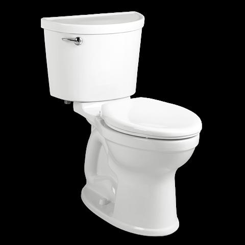 American Standard 211AA.105.020 Champion PRO Right Height Elongated 1.28 GPF Toilet