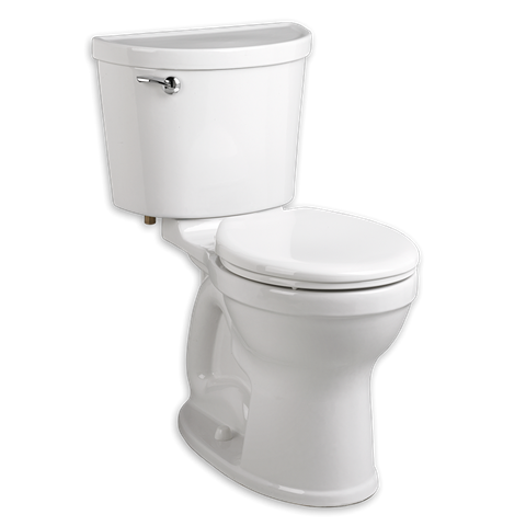 American Standard 211BA.004 Champion PRO Right Height Round Front 1.6 GPF Toilet