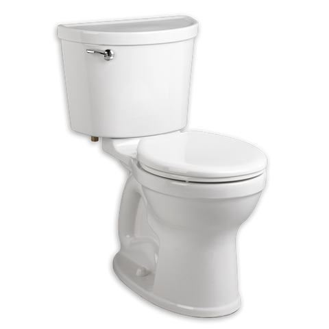 American Standard 211BA.105.020 Champion PRO Right Height Round Front 1.28 GPF Toilet