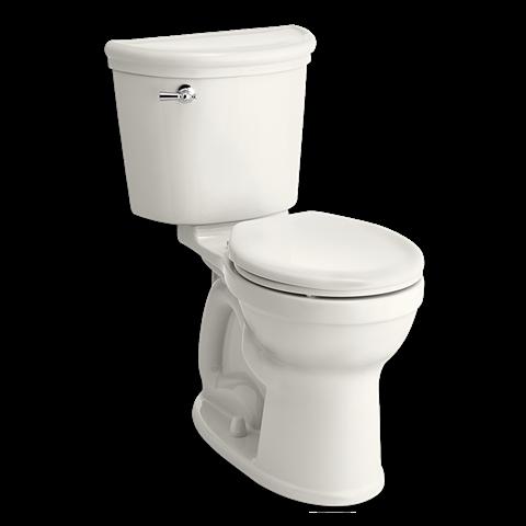 American Standard 212BA.104 Retrospect Champion PRO Right Height Round Front 1.28 GPF Toilet