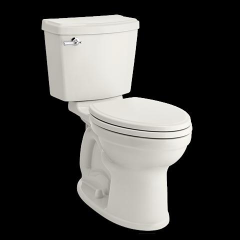 American Standard 213CA.104 Portsmouth Champion PRO Elongated 1.28 GPF Toilet