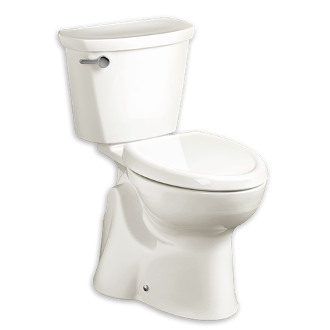 American Standard 215A.G108LS.020 AccessPRO Right Height Elongated Toilet with Slow Close Seat, 1.28 GPM