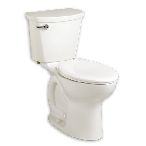 American Standard 215BA.004 Cadet PRO Right Height Round Front 1.6 GPF Toilet