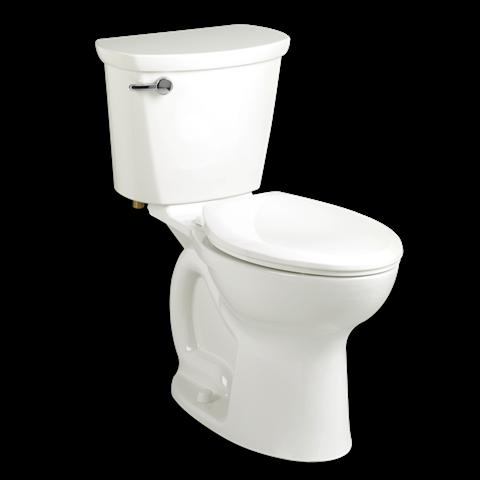 215da 004 020 Cadet Pro Round Front 1 6 Gpf Toilet 215da