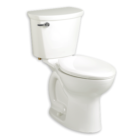American Standard 215BA.105.020 Cadet PRO Right Height Round Front 1.28 GPF Toilet
