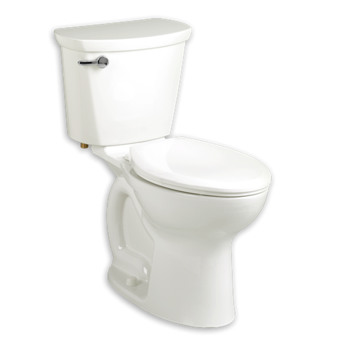 American Standard 215BB.004 Cadet PRO Right Height Round Front Toilet 10 Inch Rough-In 1.6GPF