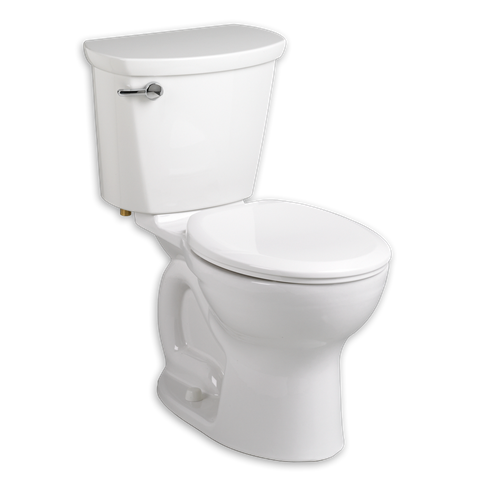 American Standard 215DA.004 Cadet PRO Round Front 1.6 GPF Toilet