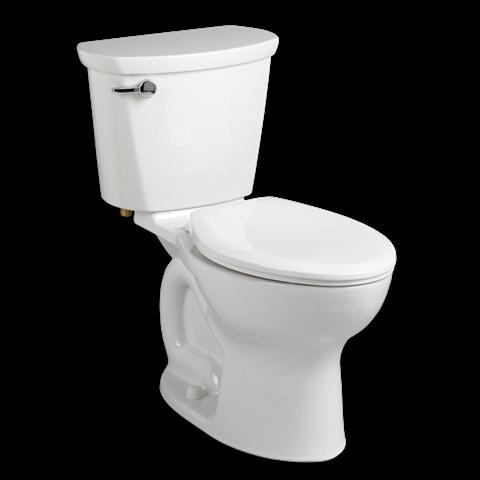 American Standard 215DA.104 Cadet PRO Round Front 1.28 GPF Toilet