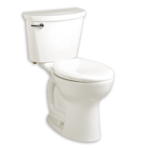 AMERICAN STANDARD 215FC.004 CADET PRO COMPACT RIGHT HEIGHT ELONGATED 14 INCH ROUGH-IN 1.6 GPF TOILET
