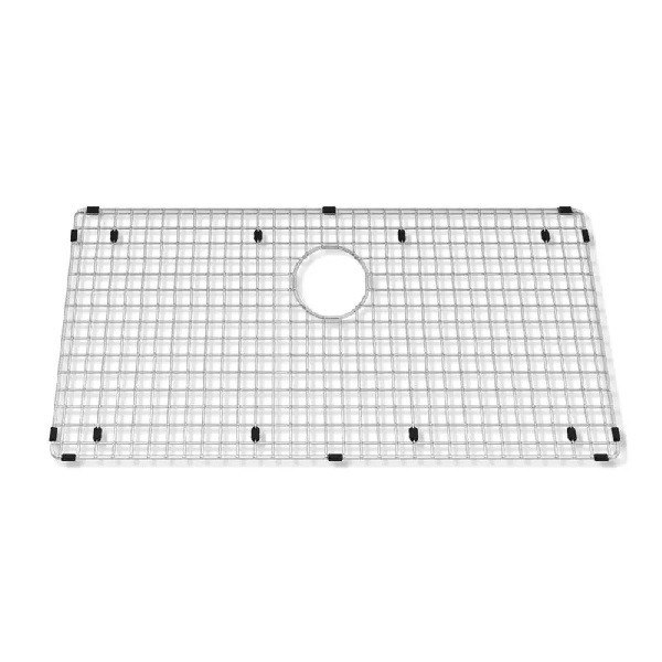 American Standard 791565-211070A Prevoir Stainless Steel 32 x 15 Inch Bottom Grid Sink Rack