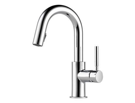 Brizo 63920LF Solna Single Handle Pull-Down Bar/Prep Faucet