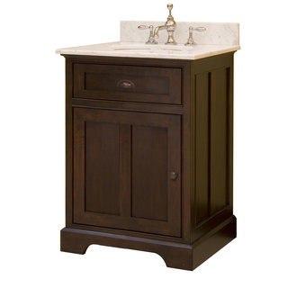 Sagehill Designs SS2421 Somerset 24 Inch Vanity Cabinet