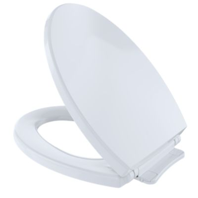 TOTO SS114 SOFTCLOSE ELONGATED CLOSED-FRONT TOILET SEAT AND LID
