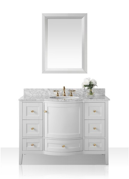48 bathroom vanity with top