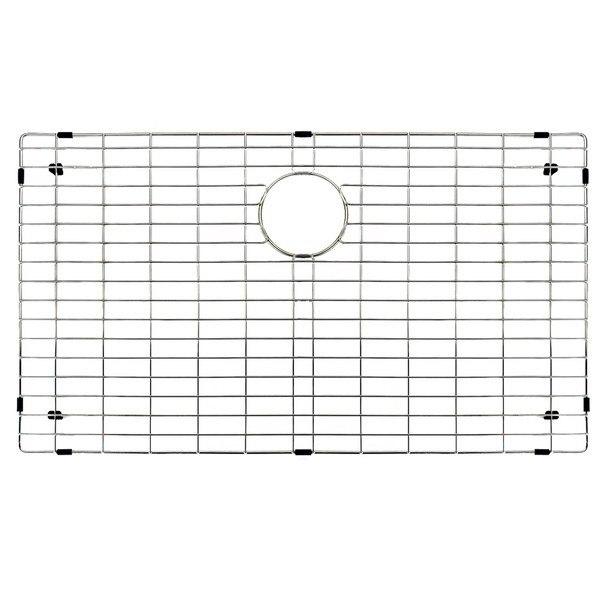 Vigo VGG3118 Kitchen Sink bottom Grid 30 x 17 Inch