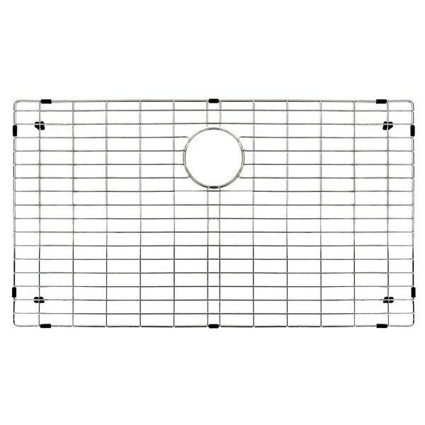 Vigo VGG3318 Kitchen Sink bottom Grid 33 x 17 Inch