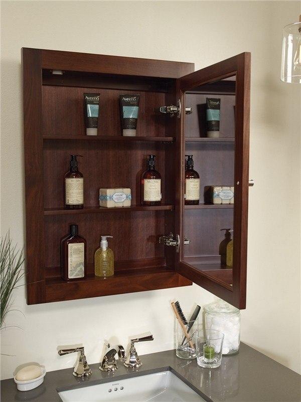 Bathroom Vanity With Drawers Ronbow Briella 24 Inch