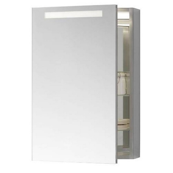 Ronbow 619623 Bn Contempo 20 X 30 Inch Metal Frame Led Medicine