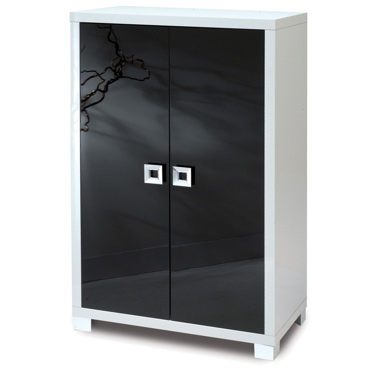 Sarmog 570 Double 29 x 16 Inch Stylish Cabinet with 2 Doors