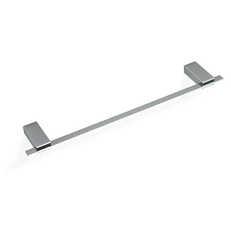 StilHaus GE45 Gea 18 Inch Towel Bar in Made From Brass