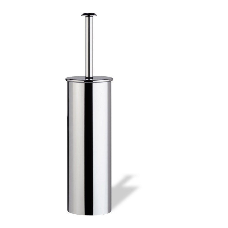 StilHaus H039-08 Holiday Rounded Chrome Toilet Brush Holder