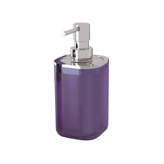 GEDY 1455 BIJOU SQUARE SOAP DISPENSER