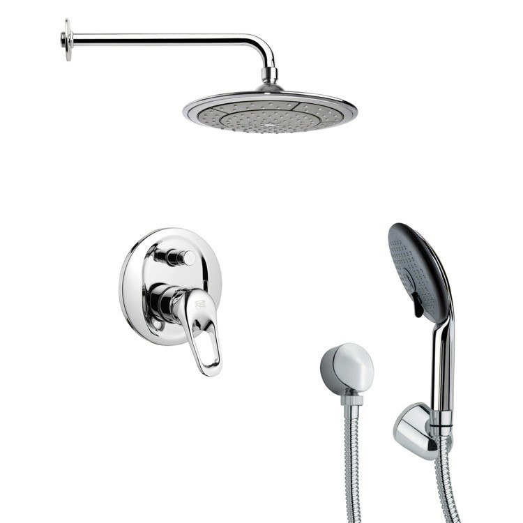 REMER SFH6039 ORSINO SHOWER FAUCET WITH HAND SHOWER IN CHROME