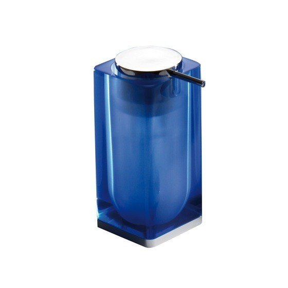 GEDY 7381 ICEBERG SQUARE COUNTER SOAP DISPENSER