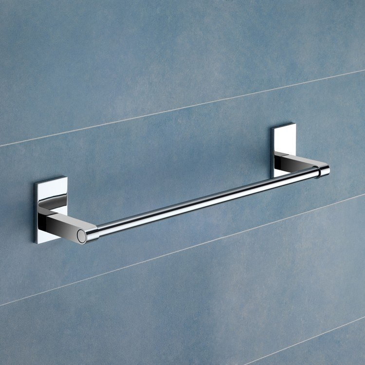 GEDY 7821-35 MAINE 14 INCH TOWEL BAR