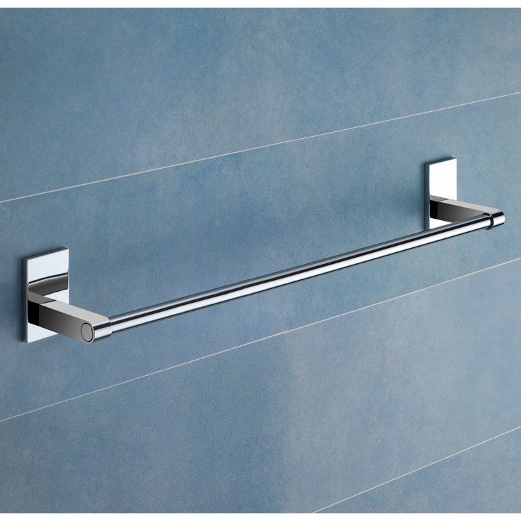 GEDY 7821-60 MAINE 24 INCH TOWEL BAR