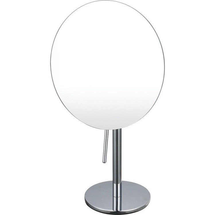 NAMEEKS AR7723-3X GLIMMER SINGLE SIDED 3X MAKEUP MIRROR