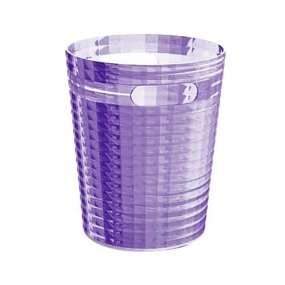 GEDY GL09 GLADY FREE STANDING WASTE BASKET WITHOUT COVER