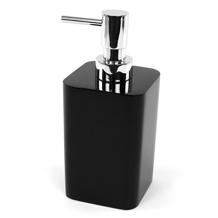 GEDY 7981 ARIANNA SQUARE CONTEMPORARY SOAP DISPENSER