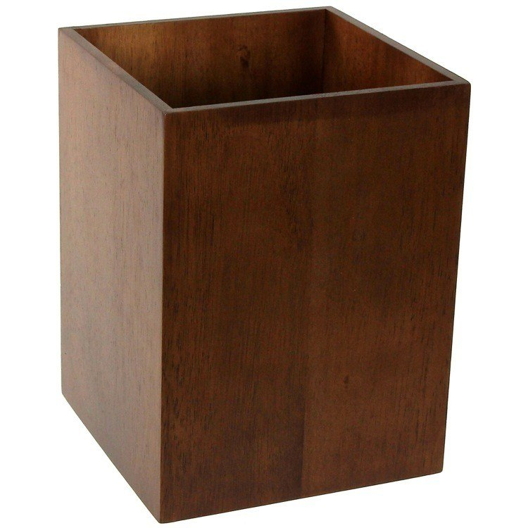 GEDY PA09 PAPIRO WASTE BASKET MADE FROM WOOD