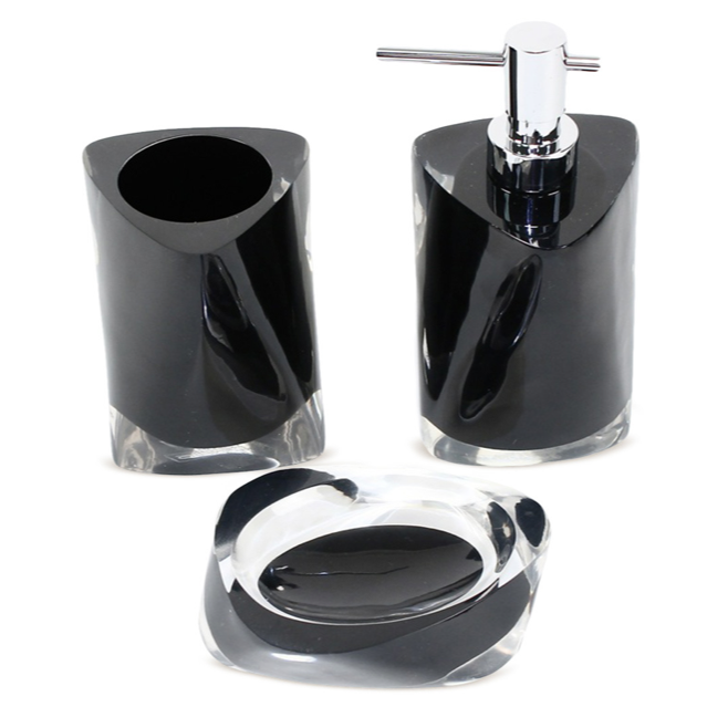 GEDY TW200 TWIST ACCESSORY SET OF THERMOPLASTIC RESINS