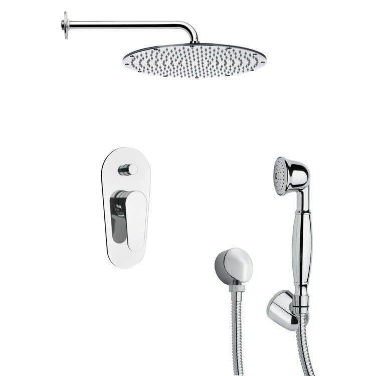 REMER SFH6090 ORSINO SLEEK SHOWER FAUCET SET WITH HANDHELD SHOWER