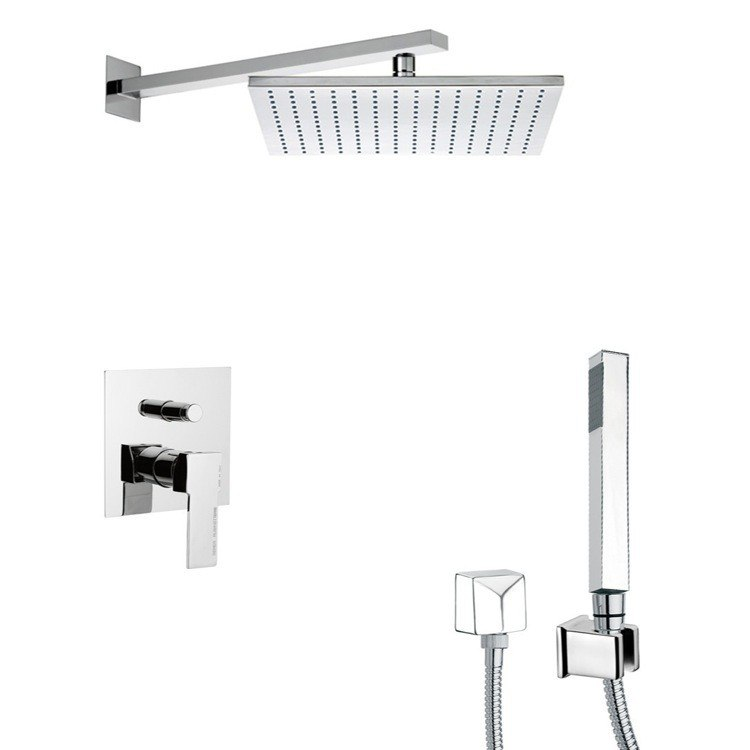 REMER SFH6513 PRIMAVERA SLEEK SHOWER FAUCET SET WITH HAND SHOWER