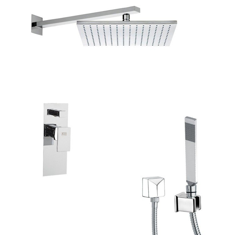 REMER SFH6515 PRIMAVERA SHOWER FAUCET WITH HAND SHOWER