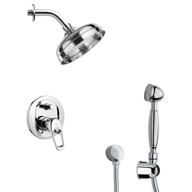 REMER SFH6528 PRIMAVERA SHOWER FAUCET WITH HAND SHOWER