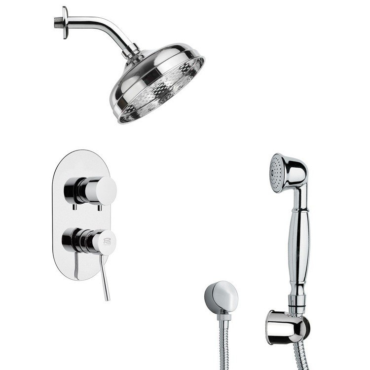 REMER SFH6530 PRIMAVERA CLASSICAL THEMED SHOWER FAUCET