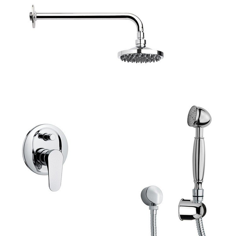 REMER SFH6532 PRIMAVERA SHOWER SYSTEM WITH HAND SHOWER