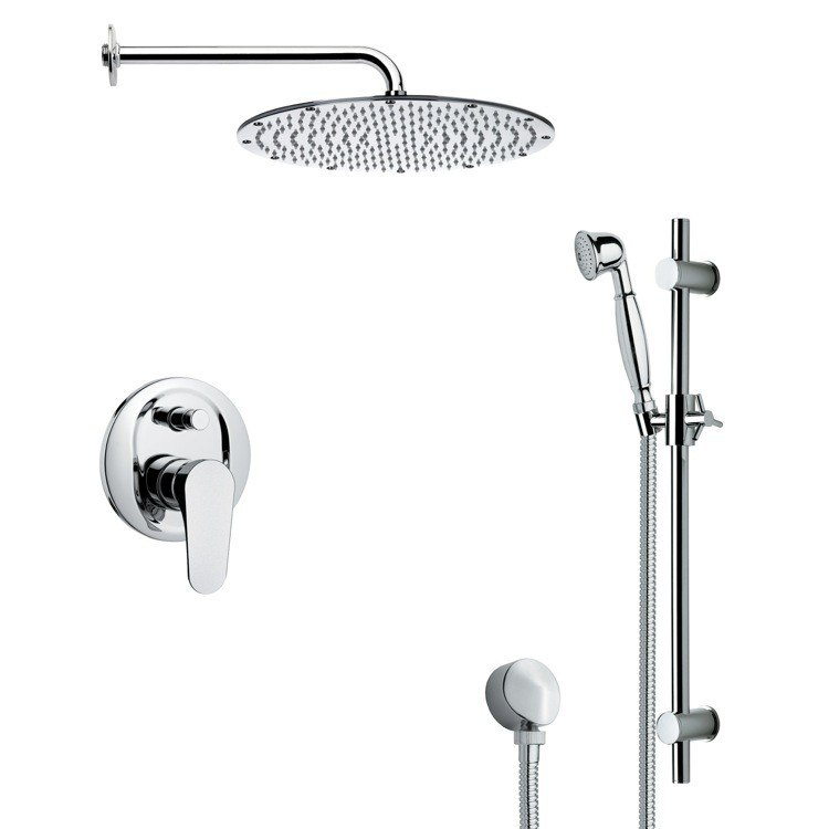 REMER SFR7090 RENDINO SLEEK SHOWER FAUCET WITH HAND SHOWER