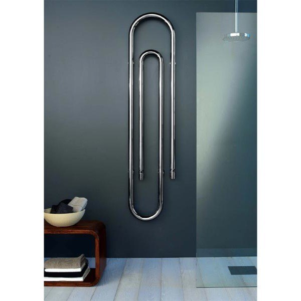 Scirocco Graffe 170 Hydronic Bathroom Radiator
