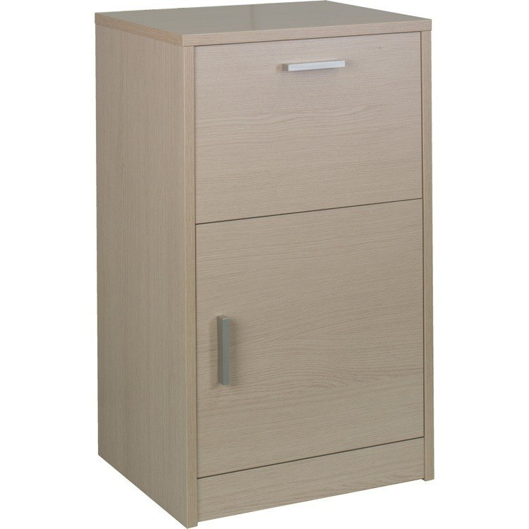 Sarmog 7000 Quadrante 20 x 60 Inch Unique Wood Cabinet Iron with Piano Axis