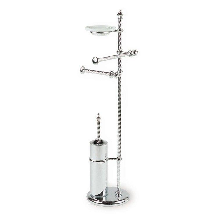 STILHAUS G697 GIUNONE FREE STANDING CLASSIC-STYLE 4-FUNCTION BATHROOM BUTLER