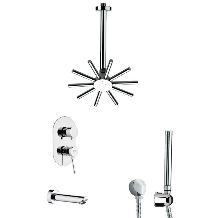 REMER TSH4540 INVERNO SHOWER FAUCET