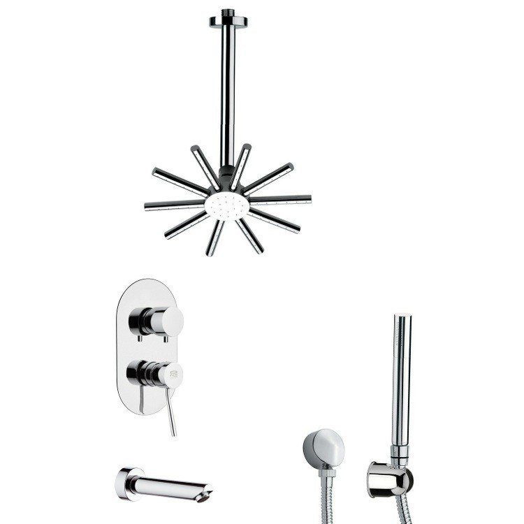 REMER TSH4542 INVERNO SHOWER FAUCET